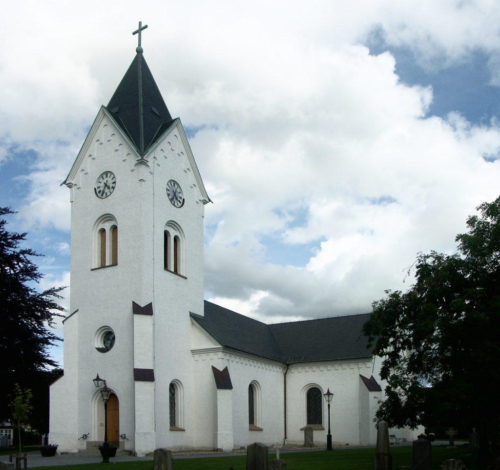 Kyrkan ur annan vinkel